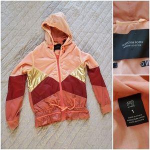 Scotch and Soda windbreaker jacket